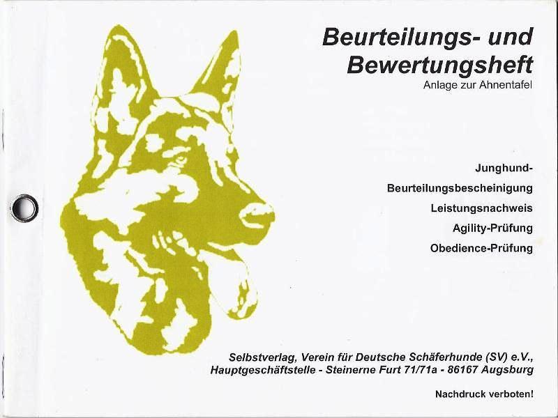 German Shepherd Terminology SchH, IPO, KKL meaning?